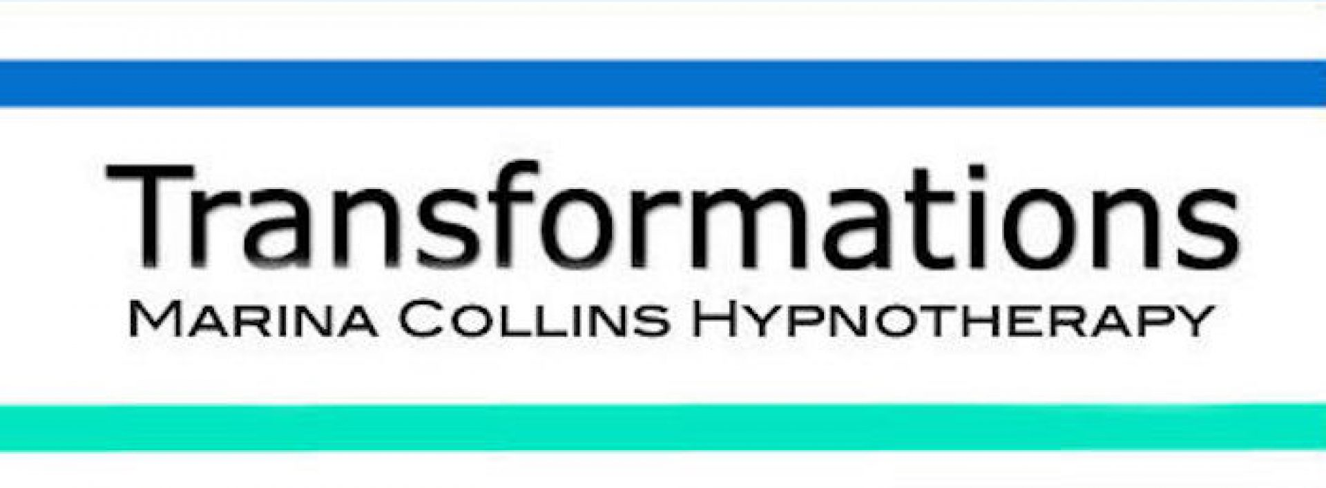Transformations logo Marina Collins Hypnotherapy Anxiety specialist